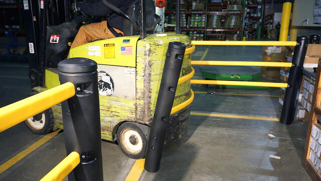 Fork Truck Safety Tips