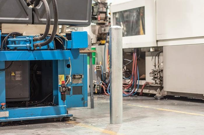 Flex Post 6 Steel Bollard Manufacturers