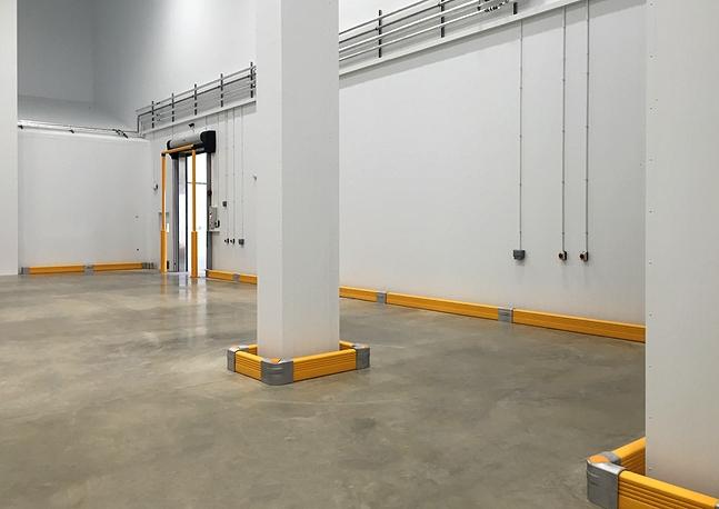 column-wall-protection