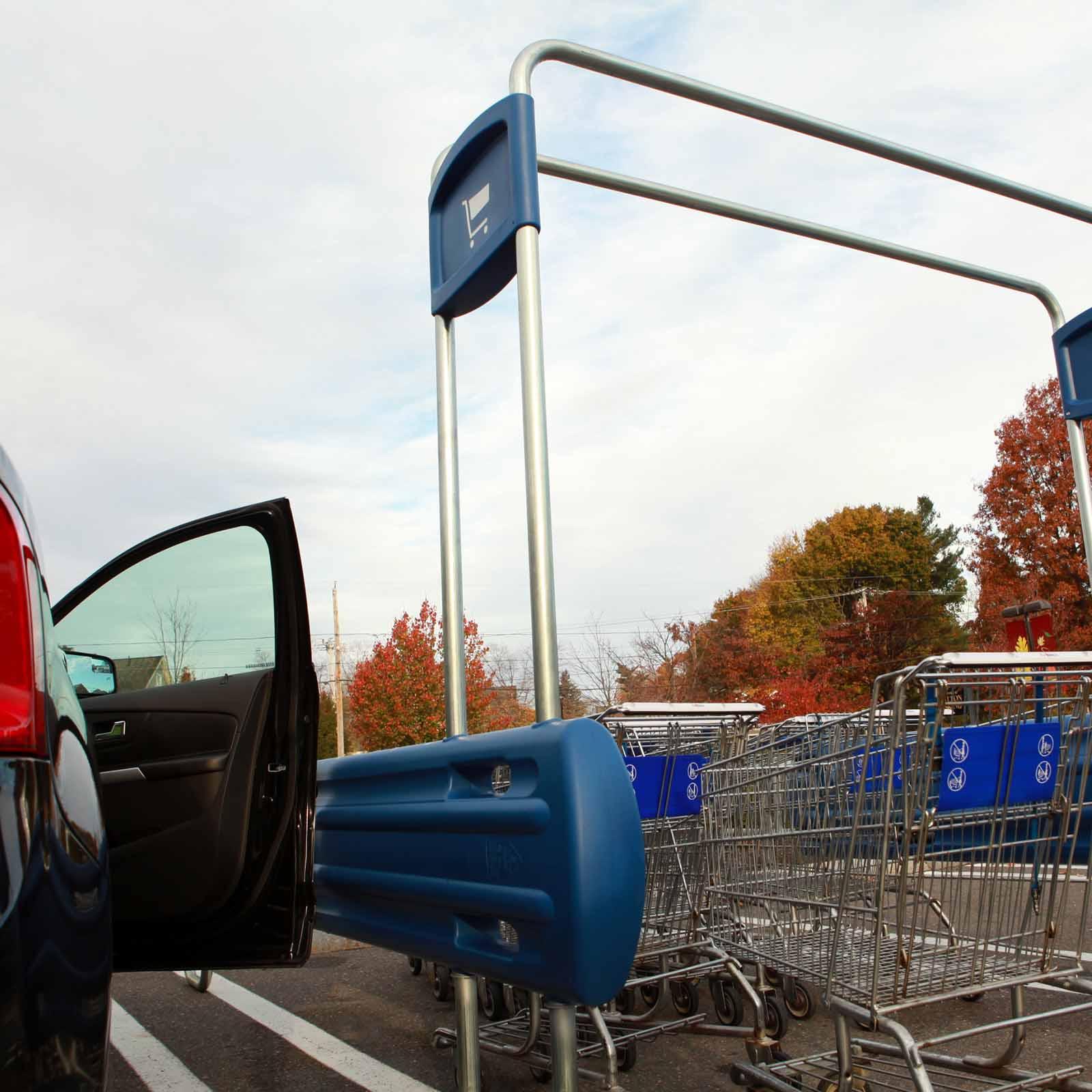 Shopping Cart Damage To Car