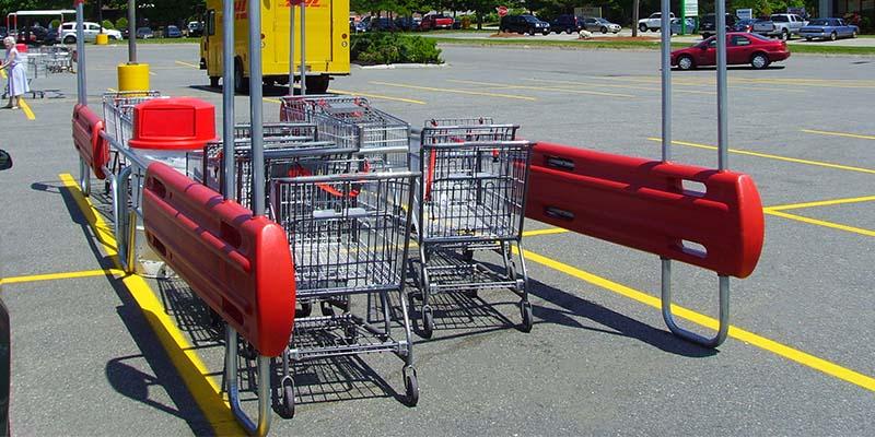 Standard CartPark Bumper