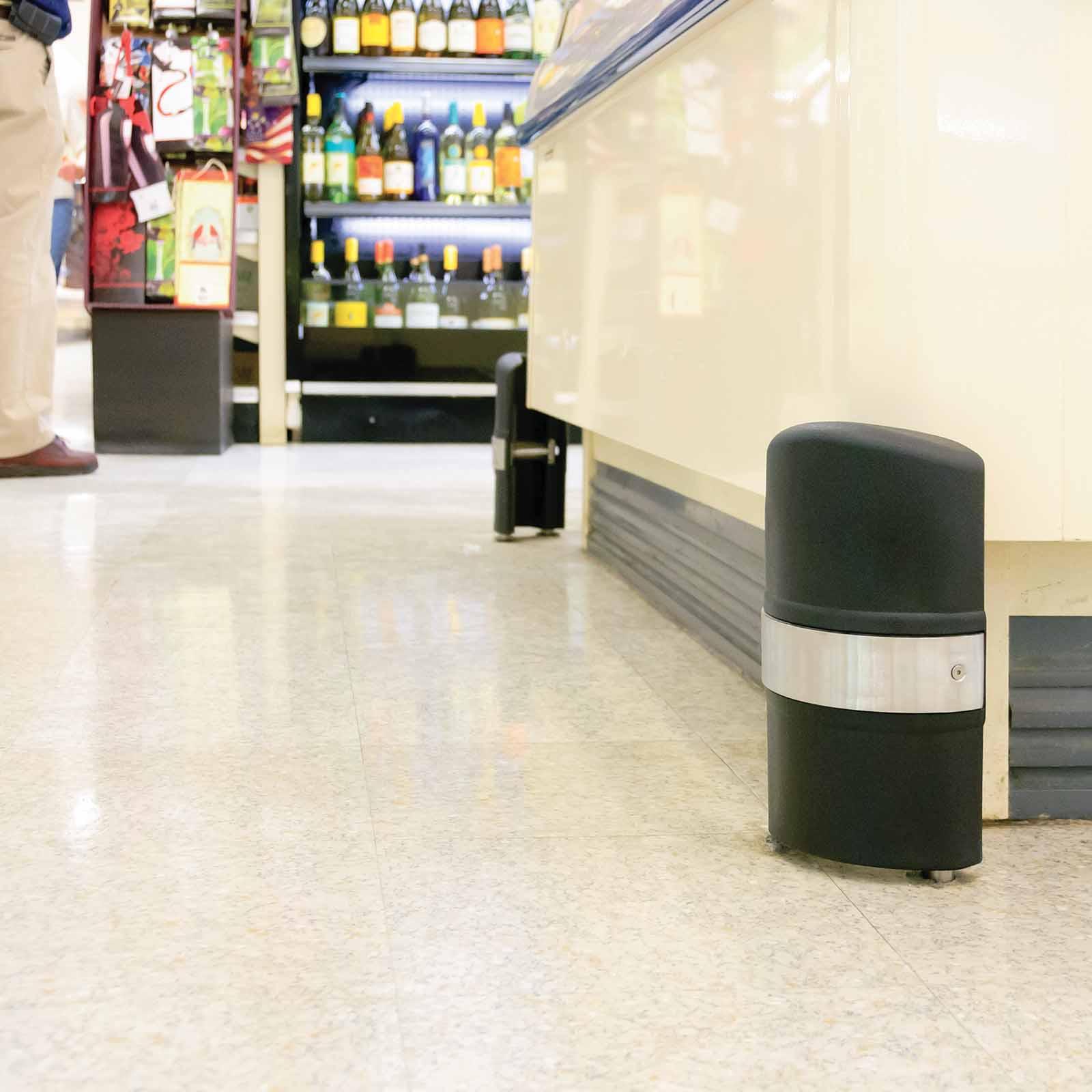 McCue Plastic Corner Guard Protection