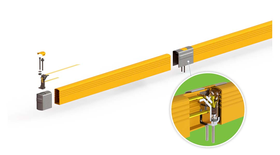 McCue Crash Barrier PLUS Safety Protection How it works