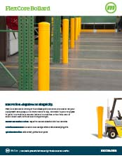 McCue Safety Product Sheet with product Information