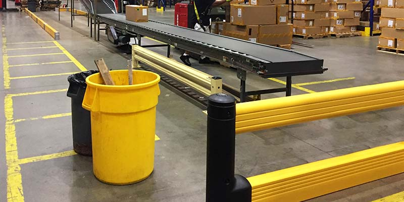 Conveyor and Robotics Protection