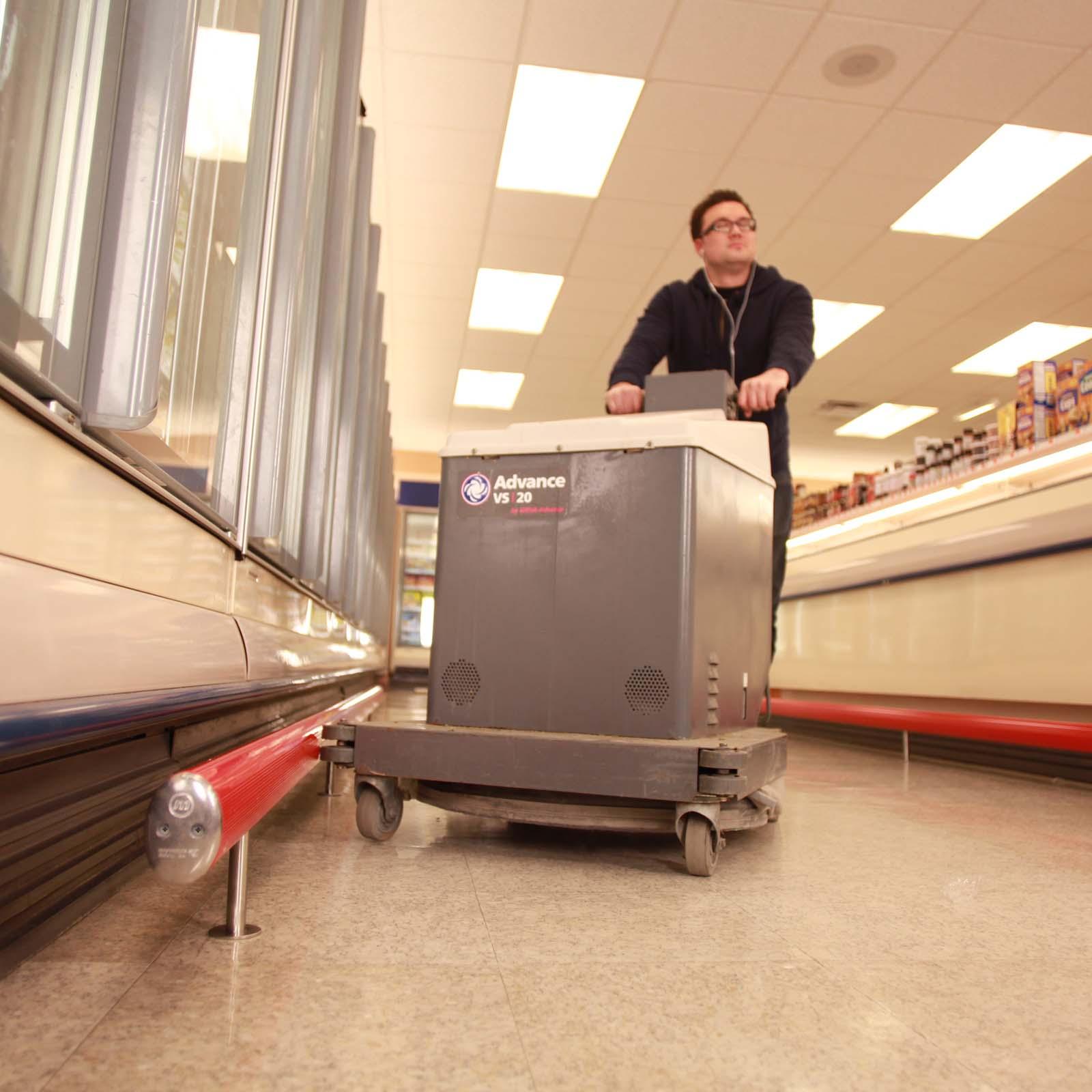Retail Damage Prevention