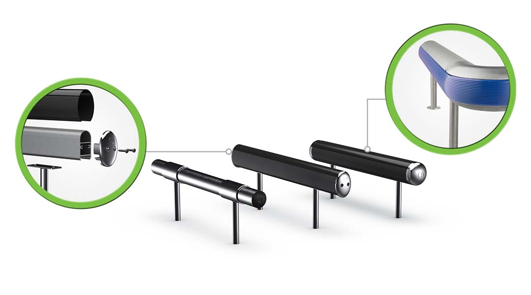 McCue Floor Rail Low Level Protection How It Works
