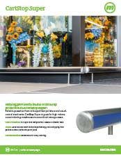 McCue Floor Rail Low Level Protection Safety Product Information