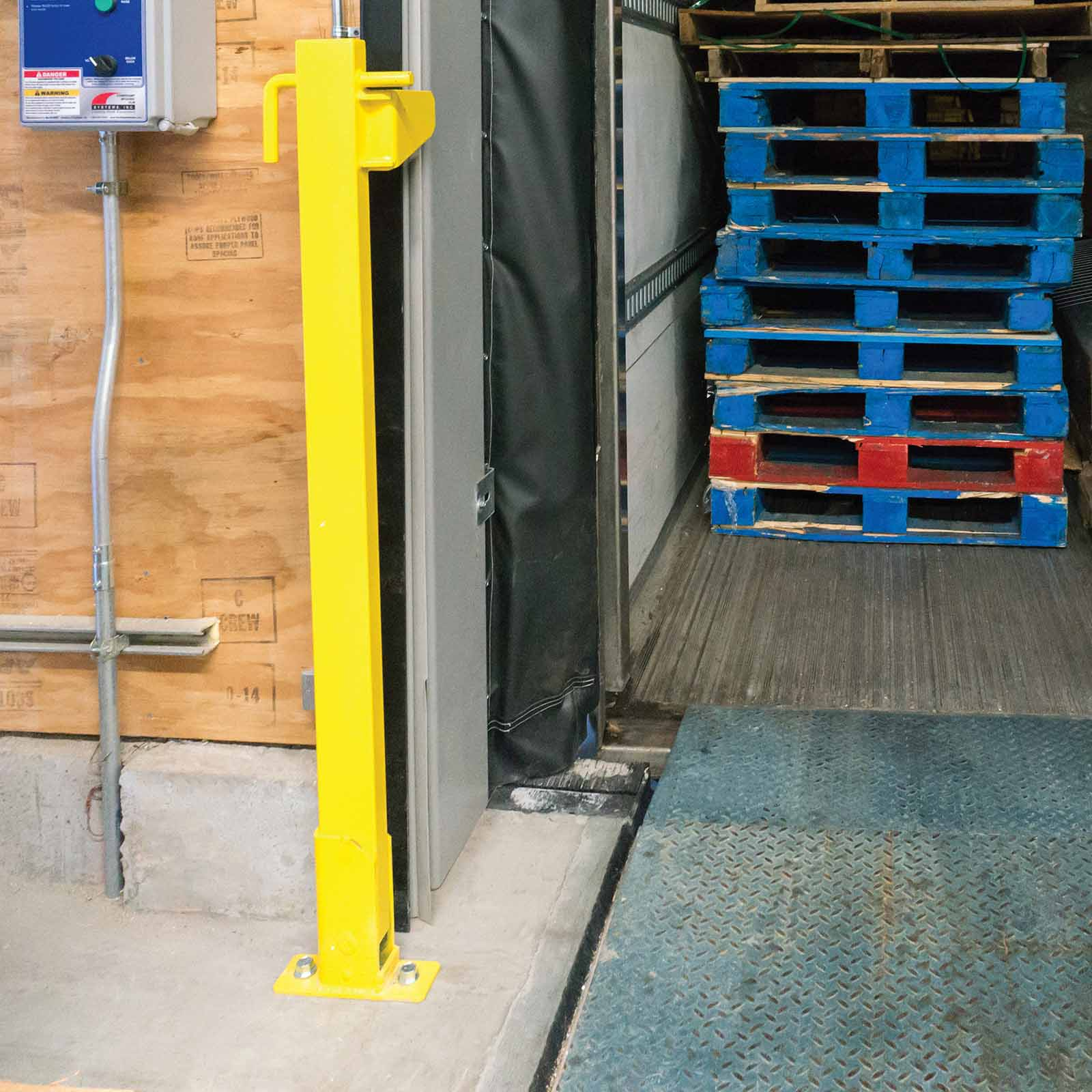 Picture of Loading Door Protector