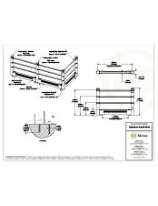 McCue Safety Product Sheet Line Art and Spec Information Customer Drawing