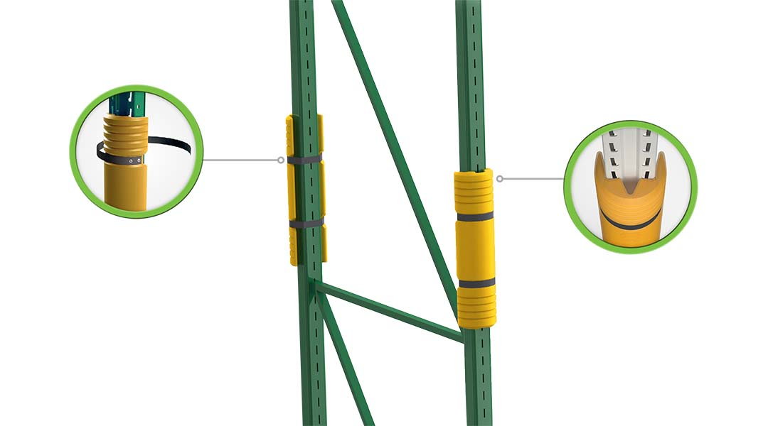 McCue Rack Mounted Guard Safety Protection How It Works