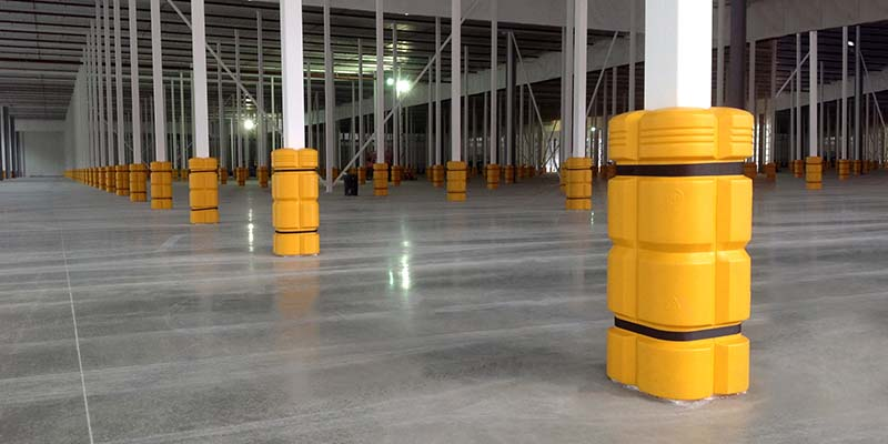 Standard Column Guard