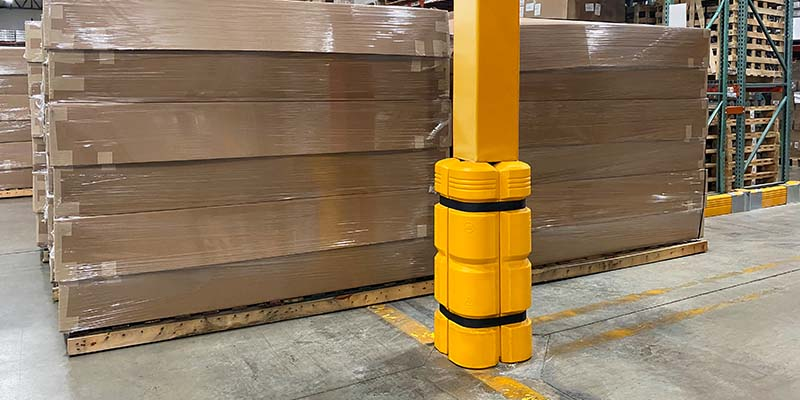 Column Protection with Column Guard