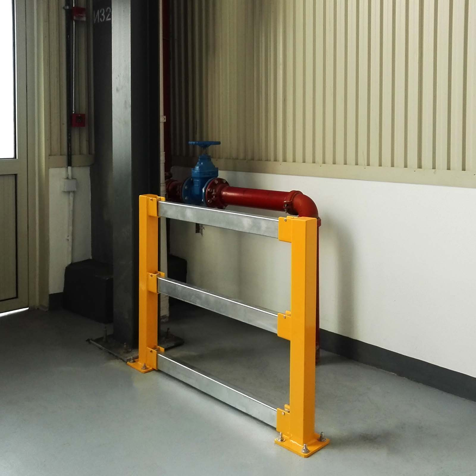 McCue Systems Protector in Warehouse