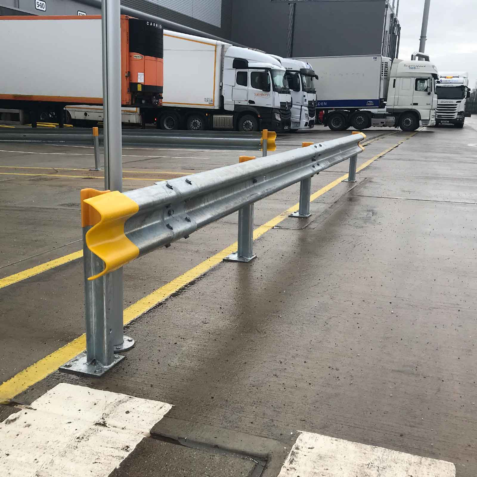 Picture of Service Yard Protection