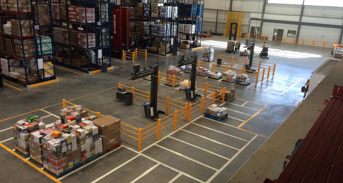OSHA Warehouse Safety Guidelines