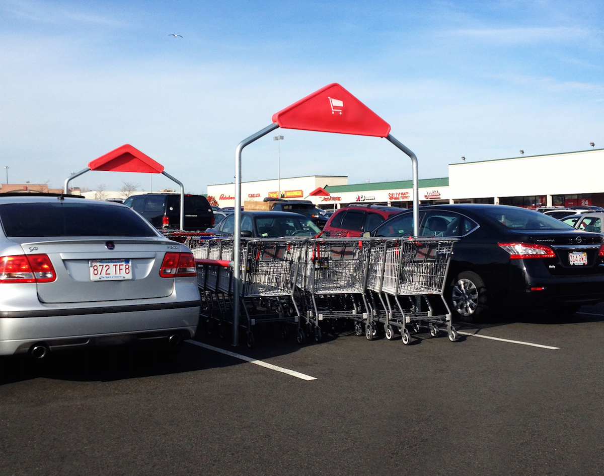 Grocery Cart Corral