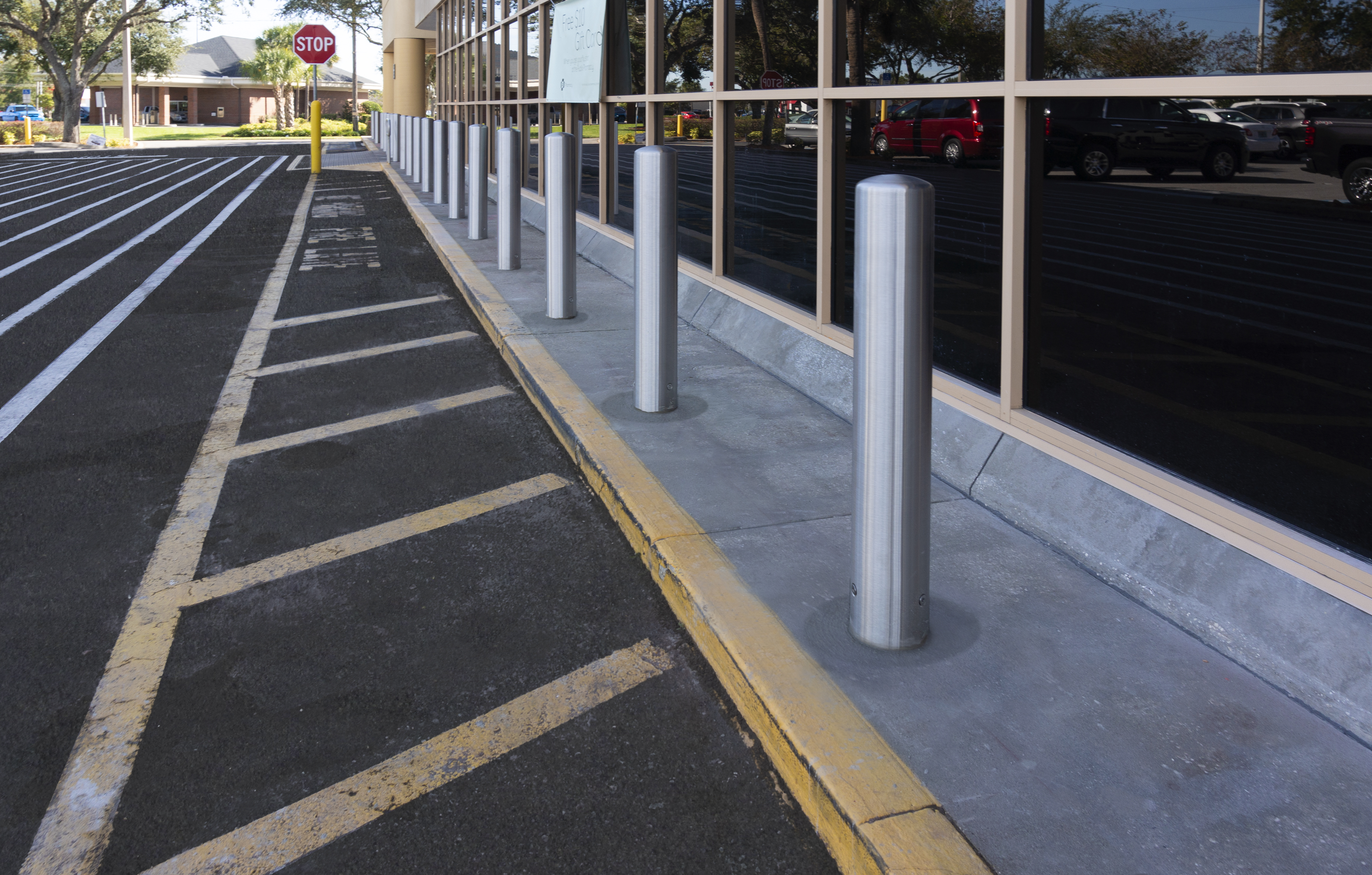 What are bollards and why do I need them?