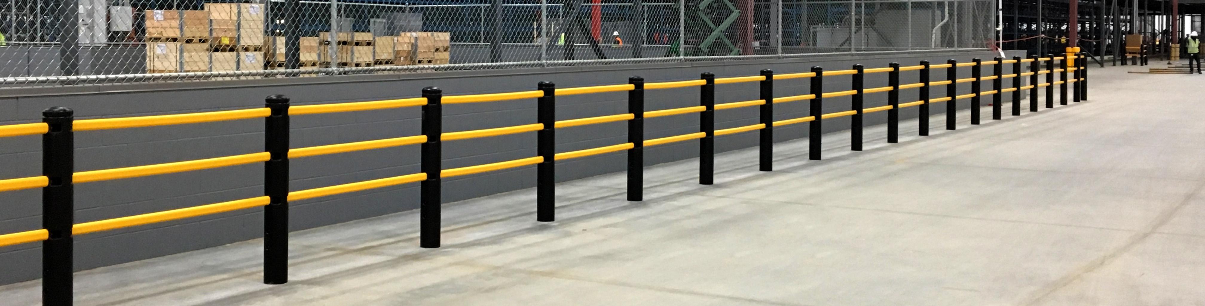 Pedestrian Safety Barrier